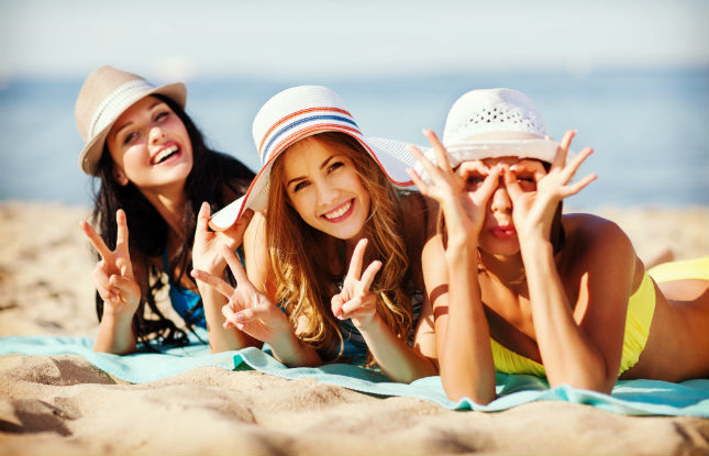 3 Period-Proof, Beach-Ready Outfits!