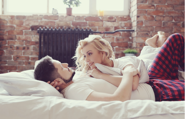 10 Signs You and Your Better Half Are Totally In Sync